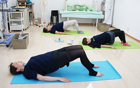 「ふくトレ」の体操教室画像1
