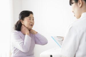 寝違えの主な原因と予防法①